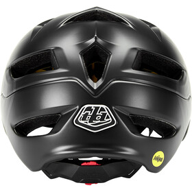 Troy Lee Designs A1 MIPS Helm Jugend classic black